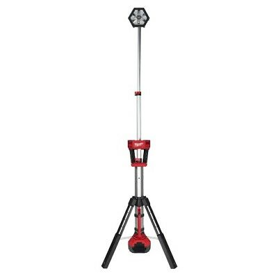 Milwaukee M18Sal-0 18V Li-Ion Cordless Trueview Led Stand Light Torch Skin Only