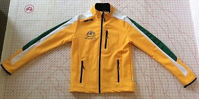 Australian Paralympic Team Issued Jacket