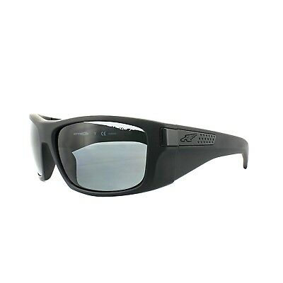 7e08b515095 ARNETTE POLARIZED TWO Bit Sunglasses An4197-03 Gloss Black Frame ...