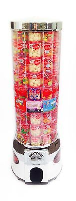 Filled Vending Tower with Stand