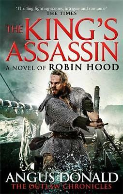 The King's Assassin, Angus Donald