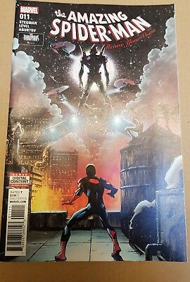 Marvel Comics: The Amazing Spider-Man Renew Your Vows #11(2017) - BN