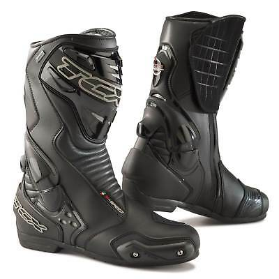 TCX S-Speed GTX Gore-tex Sports Motorcycle Motorbike Leather Waterproof Boots