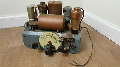 Vintage Valve Radio Chassis Superinductance 274A Philips Electrical 1934