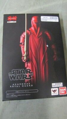 BANDAI Collectible Plate/Figurine STAR WARS AKAZONAE ROYAL GUARD (AO2008692)