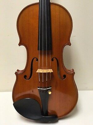 Excellent French Violin by Paul Bisch with Millant Certificate