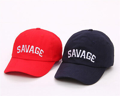 ad2e42c82b4 Savage Mode Dad Embroidered Strapback Hat Cotton Baseball Cap FREE SHIPPING