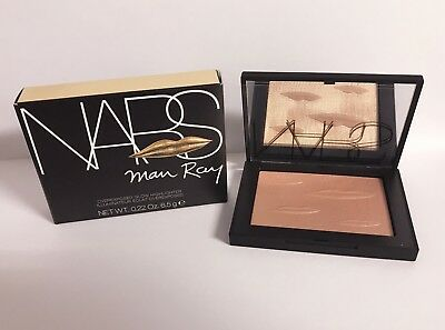 NARS Man Ray Overexposed Glow Highlighter Holiday Edition Double Take BNIB
