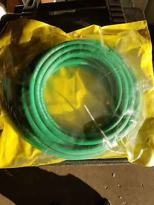 Profax Argon Gas Hose 1/4 x 25ft w/fittings