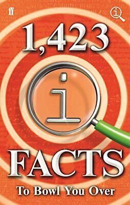1,423 QI Facts to Bowl You Over (Quite Interesting) by Mitchinson, John Book The