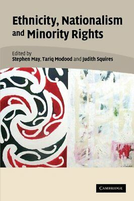 Ethnicity, Nationalism, and Minority Rights Paperback Book The Cheap Fast Free