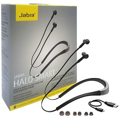 8cd93a32d88 Jabra HALO SMART Wireless Bluetooth Stereo Headset OTE28 for Android & iOS