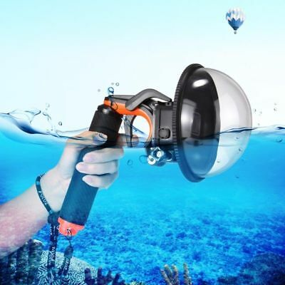 PULUZ Floating Hand Grip Kit Shutter Trigger +Dome+Strap For GoPro HERO 6 / 5