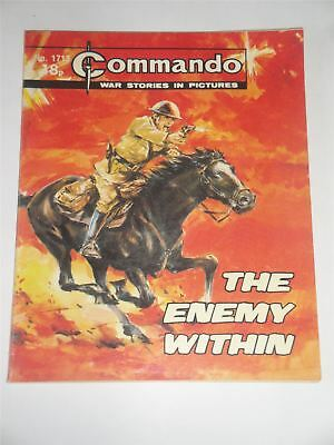 Commando - War Stories In Pictures - The Enemy Within Issue No. 1713