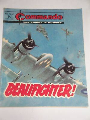 Commando - War Stories In Pictures - Beaufighter Issue No. 1242