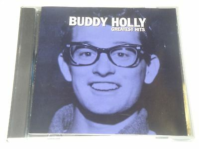 Buddy Holly - Greatest Hits - MCAD11536 CD Album