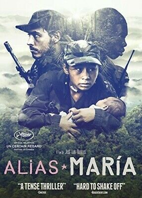 Alias Maria (REGION 1 DVD New)