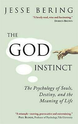 God Instinct: The Psychology of Souls, Destiny and the Meaning of Life by Jesse