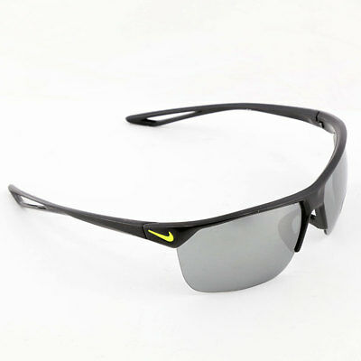 Nike Trainer Black with Yellow Swoosh and Grey Lenses EV0934 001