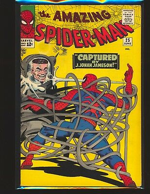 Amazing Spider-Man # 25 - 1st Mary Jane cameo VG/Fine Cond.