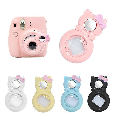 Fit For FujiFilm Instax Camera Close-up Lens Mini7s 8 8+ Rotary Self-Shot Mirror