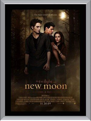 The Twlight Saga New Moon A1 To A4 Size Poster Prints