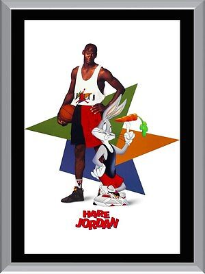 Hare Jordan A1 To A4 Size Poster Prints