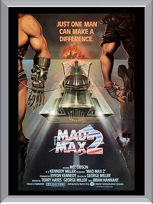 Mad Max 2 A1 To A4 Size Poster Prints