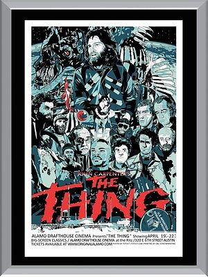 The Thing Picture Art A1 To A4 Size Poster Prints