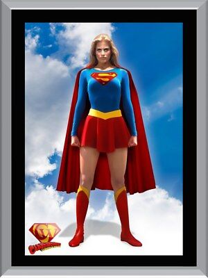 Helen Slater-Supergirl A1 To A4 Size Poster Prints