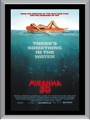 Piranha 3D A1 To A4 Size Poster Prints