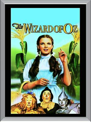 The Wizard Of Oz Alt. A1 To A4 Size Poster Prints