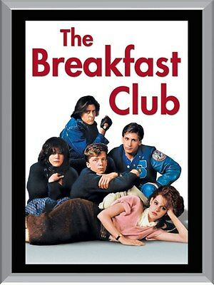 The Breakfast Club A1 To A4 Size Poster Prints