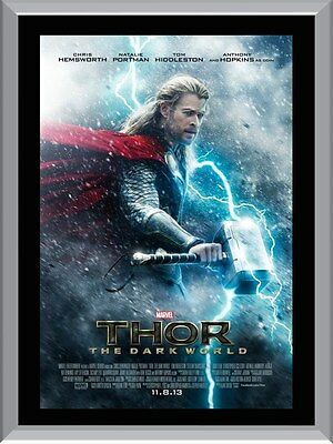 Thor The Dark World A1 To A4 Size Poster Prints