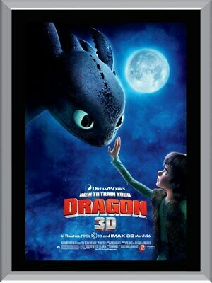 How To Train Your Dragon Movie A1 To A4 Size Poster Prints