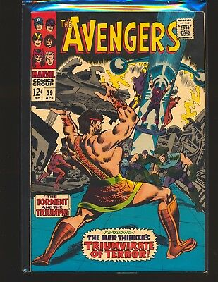 Avengers # 39 VF Cond.