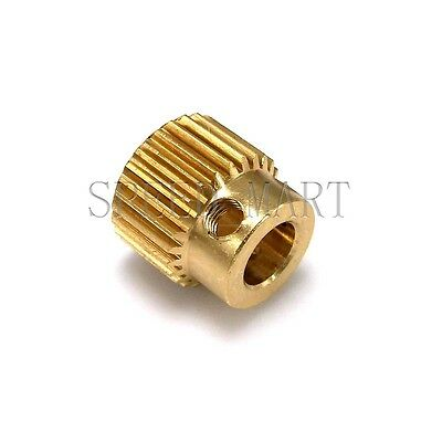 RepRap 3D Printer Extrusion Head Special Gear Inner Hole Diameter 5mm