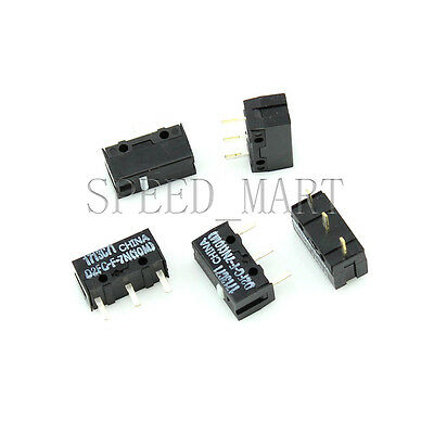 5 PCS High Quality OMRON D2FC-F-7N(10M) Micro Switch Microswitch for Mouse