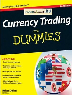 Currency Trading For Dummies 2nd Edition / Self teaching book ** Read Details