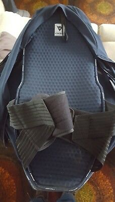 Dainese Tersk Back Protector waistcoat size XL horse riding equestrian skiing