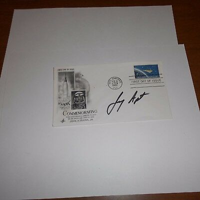 "Jerome III ""Jay"" Apt, Ph.D. is an American astronaut and profess Hand Signed FDC"