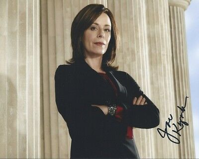 Jane Kaczmarek Malcolm In The Middle autographed 8x10 photo with COA by CHA