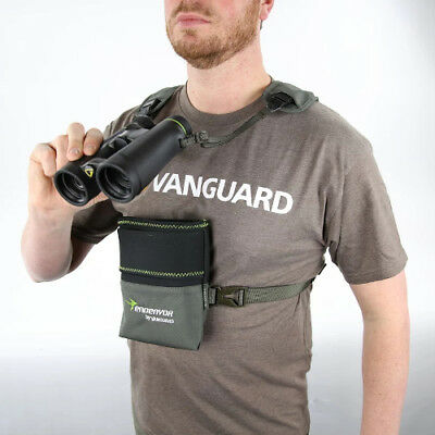 Vanguard Endeavor PH-1 Binocular Harness > Gets the weight of your neck!