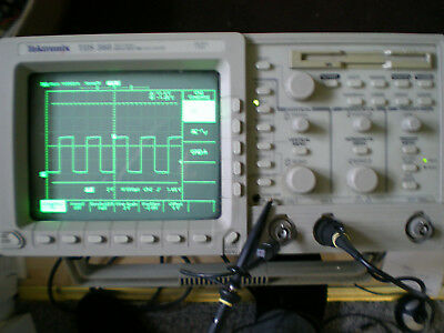 Tektronix TDS 360 2-Channel 200 MHz Oscilloscope