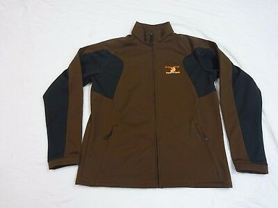Nwt Shock Top Belgian White Anheuser Busch Beer Bud Fleece Jacket Large