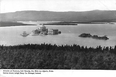 Donegal Station Island Lough Derg St. Patrick's Purgatory published Duffner Bros
