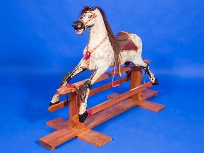 Stunning Rocking Horse Ideal Christmas Present Can Store For Christmas