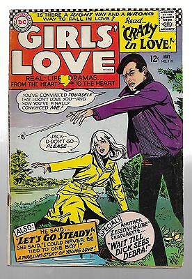 Girls' Love Stories #119 (May 1966, DC)