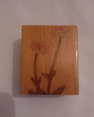 Vintage Tiny Hand Painted Chinese Wood Box