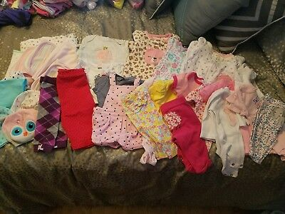 Baby Girl Clothes clothes 3 and 3-6 months, Carter's, Koala Baby, great cond